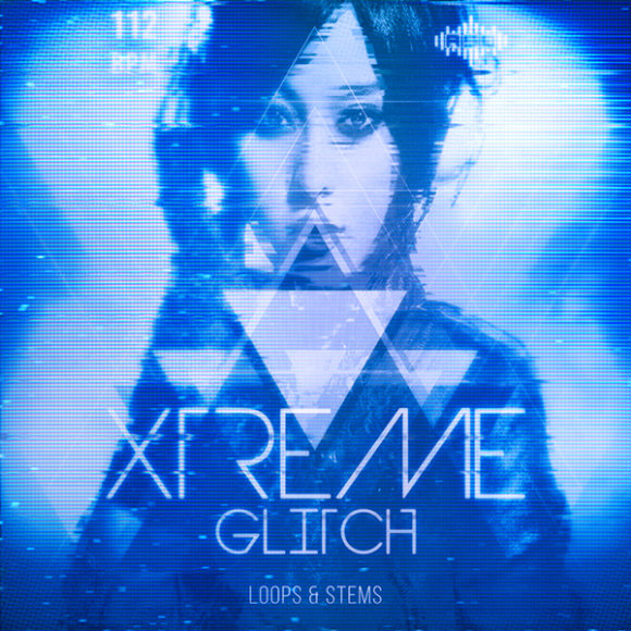 Xtreme Glitch Loops & Stems – 112 Edition – Audio Sample Downloads